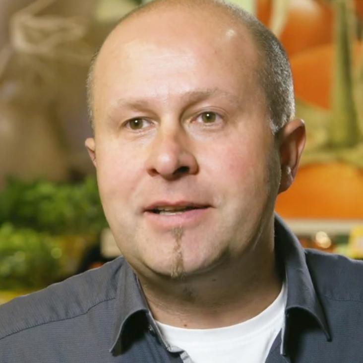 Michael Rieck – Geschäftsführer REWE Rieck